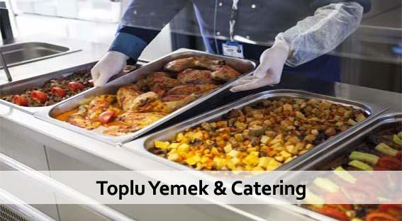 toplu yemek ve catering