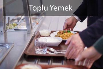 toplu yemek