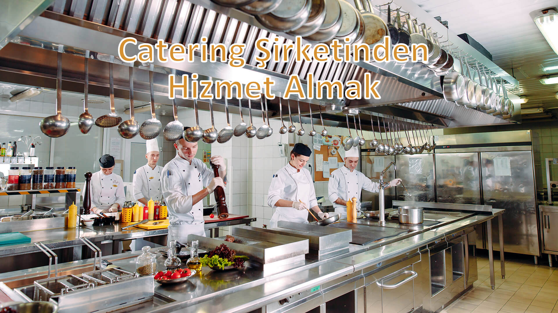 catering şirketi hizmet