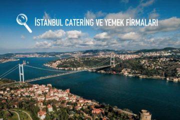 istanbul yemek firmaları
